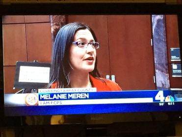 Me on TV for IamFCPS